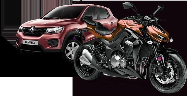 Site para Loja de Carro e Moto